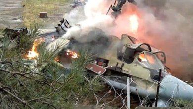 یمنی فورسز اور قبائل نے سعودی عرب کا ہیلی کاپٹر مار گرایا