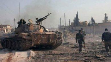 شام کے فوجی اڈے پر تکفیری دہشت گردوں کا حملہ