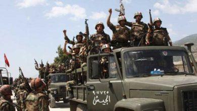 شامی فوج نے داعشی دہشت گردوں سے اہم علاقہ آزاد کرالیا