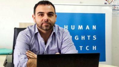 صیہونی حکومت نے ہیومن رائٹس واچ کے مندوب کو بے دخل کردیا