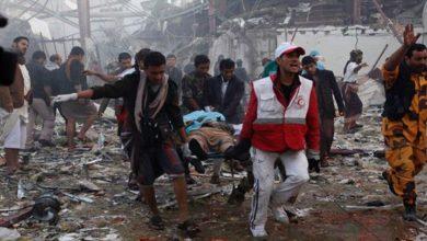 سعودی عرب جارحیت، صوبہ صعدہ پر بمباری سے 5 یمنی شہری شہید