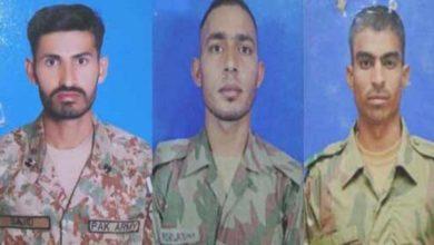 شمالی وزیرستان میں بارودی سرنگ دھماکہ پاک فوج کے 3 جوان شہید