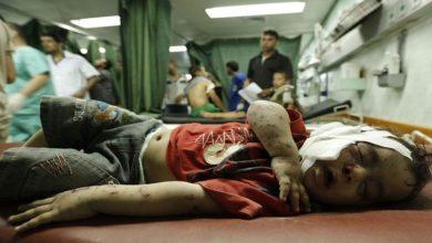 اسرائیلی بمباری، ایک ہی خاندان کے 8 فلسطینی شہید، 12 زخمی