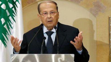 لبنانی عوام کے مطالبات سیاسی ہوگئے ہیں۔ میشل عون