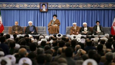 اسلامی دنیا مشترکہ دشمن کے مقابلے میں متحد ہوجائے۔