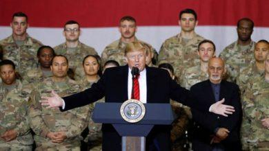 ٹرمپ کا دورہ افغانستان، طالبان سے دوبارہ مذاکرات کا اعلان