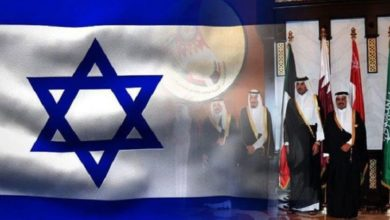 خائن عرب حکمرانوں کی مسئلہ فلسطین پر اسرائیل کی حمایت جاری
