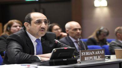 شامی حکومت کا دوما کیمیائی حملے کی رپورٹ میں تحریف پر احتجاج