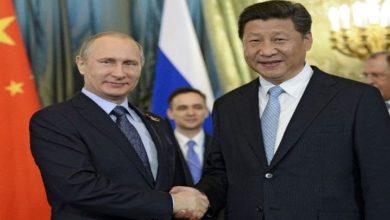 امریکہ کا مقابلہ کرنے کے لئے روس اور چین کے درمیان تعاون