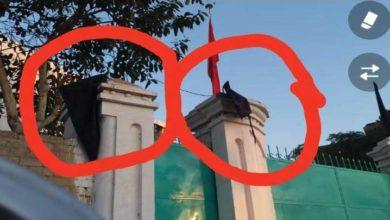 ڈی آئی خان، امام بارگاہ پر دہشت گردوں کا حملہ، علم پاک شہید