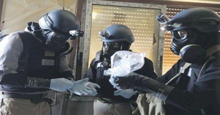 شام کے دوما علاقے میں کیمیائی حملہ جھوٹ کا پلندہ ہے ۔ویکی لیکس