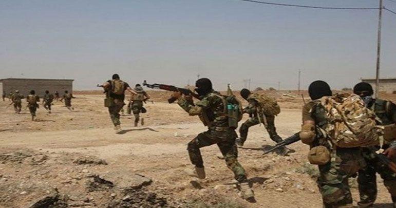 عراق: حشدالشعبی کا دیالہ پر داعشی دہشت گردوں کا حملہ پسپا