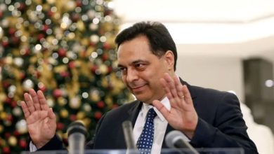 حسان دیاب لبنان کے نئے وزیر اعظم منتخب