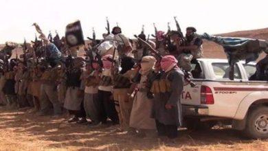 داعش کے دوبارہ سر اُٹھانے کے بارے میں حشدالشعبی کا انتباہ