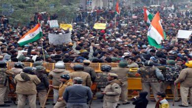 بھارت میں پر امن مظاہرین پر پولیس کی فائرنگ،17افراد جاں بحق