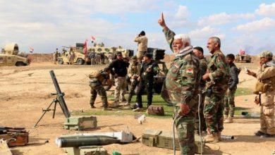 عراق کے شہر موصل اور خانقین پر داعش دہشت گردوں کا حملہ پسپا