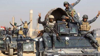 عراقی افواج کی دہشت گرد عناصر کے خلاف بڑے فوجی آپریشن کی تیاری