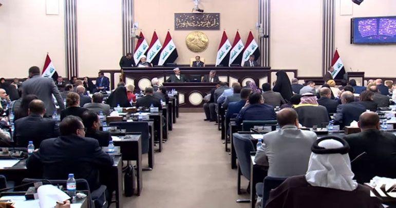 عراقی پارلیمنٹ کا نیا وزیراعظم نامزد کرنے کی درخواست