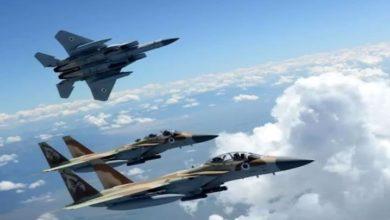 اسرائیلی طیاروں کا لبنانی فضائی حدود میں جارحیت کا ارتکاب