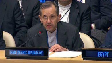 ایران دوسرے فریقین کی بدعہدی کو برداشت نہیں کرسکتا ہے۔ راونچی