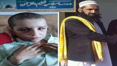 مانسہرہ: تکفیری مولوی کی معصوم بچے سے سو سے زائد بار جنسی زیادتی