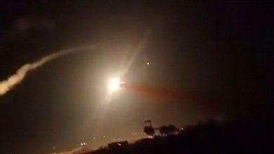 شامی ایئر ڈیفنس نے اسرائیل کے میزائل حملوں کو ناکام بنادیا