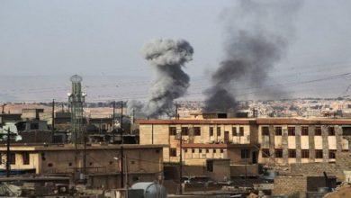 موصل: داعشی دہشت گردوں کے بم دھماکوں میں دو عراقی فوجی جانبحق