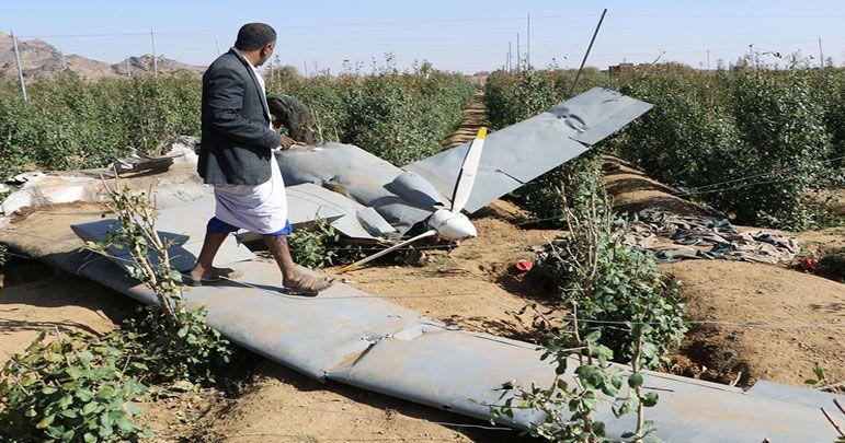 یمنی فورسز اور مجاہدین نے سعودی کے 2 جاسوس طیارے مار گرائے