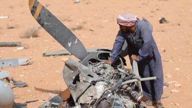 یمنیوں کے ہاتھوں سعودی ڈرون طیارہ تباہ، متعدد سعودی فوجی ہلاک