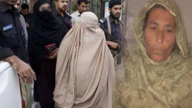 پشاور پولیس کی بروقت کاروائی، خود کش خاتون گرفتار