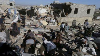 سعودی عرب کا یمنی بازار پر حملہ عالمی قوانین کی خلاف ورزی ہے
