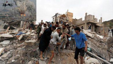 سعودی جارحیت، یمن پر حملوں میں 43 ہزار شہری شہید و زخمی