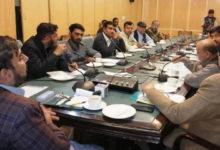 فوکل پرسن حکومت پنجاب اسد نقوی سے قافلہ سالاروں کی ملاقات