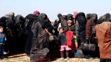 امریکی فوجیوں نے داعش کے تین سو خاندانوں کو عراق منتقل کردیا