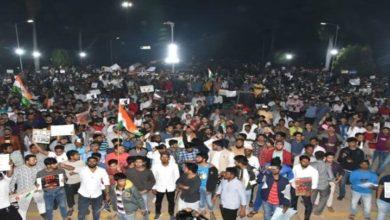 بھارت میں شہریت ترمیمی ایکٹ کے خلاف احتجاج کا سلسلہ جاری