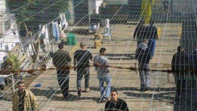 اسرائیلی زندانوں میں قید فلسطینی غاصب دشمن کے نشانے پر ہیں۔