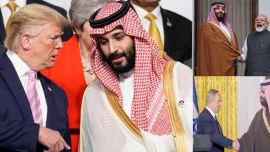 سعودی حکمران امریکہ کے غلام اور بھارت و اسرائیل نواز ہیں