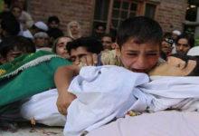 مقبوضہ کشمیر، 4 ماہ میں 38 کشمیری شہید ہوئے