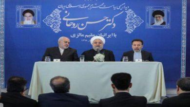 امریکی پابندیوں کے باوجود ایران کی ترقی کا سفر جاری ہے۔ روحانی