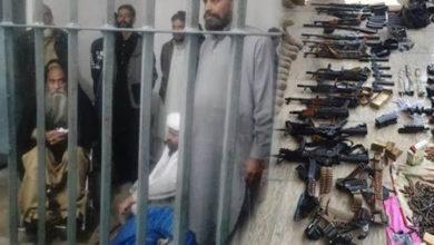 وہابی دہشتگرد تنظیم سپاہ صحابہ کا سرغنہ تاجی کھوکھر گرفتار