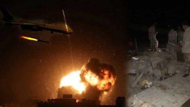 عراق، بزدل امریکہ کا حشد شعبی کے مرکز پرحملہ، 76 شہید و زخمی
