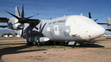 عراق: عین الاسد ایئربیس کے قریب امریکی فوجی طیارہ گر کر تباہ