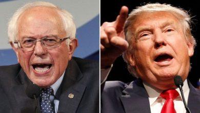 ڈونلڈ ٹرمپ امریکہ کی تاریخ کا سب سے خطرناک صدر ہے۔ برنی سینڈرز