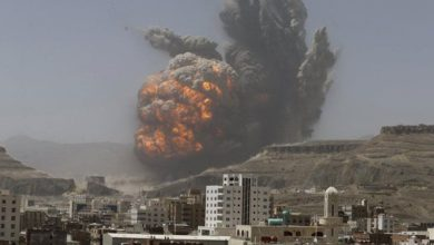 سعودی جنگی طیاروں کی صنعا پر ایک بار پھر وحشیانہ بمباری