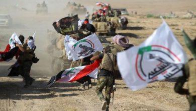 حشدالشعبی اور الفتح کا عراق سے غیرملکی فوجیوں کے نکلنے پر زور