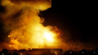 اسرائیل کے جنگی طیاروں کا حشد الشعبی کے مراکز پر فضائی حملہ