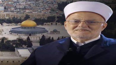 صیہونی پولیس کی شیخ عکرمہ پر مسجد اقصیٰ میں داخلے پر پابندی