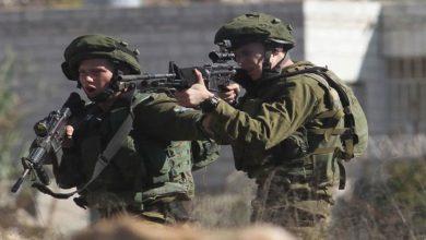 رام اللہ میں صیہونی فوج کی فلسطینی نوجوان پر فائرنگ