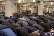 فلسطین: 'الفجر العظیم' مہم کامیاب، مساجد نمازیوں سے بھر گئیں