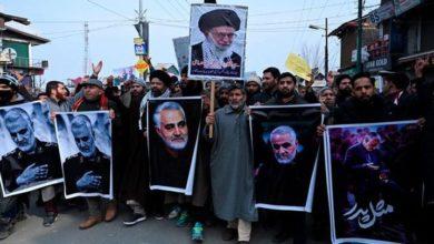 شہید قاسم سلیمانی کی شہادت پر مختلف ملکوں کا شدید ردعمل